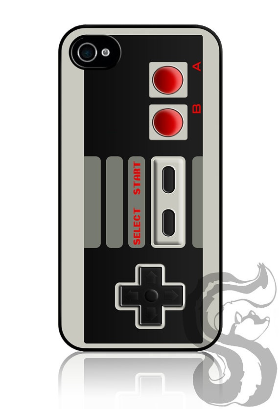 NES iphone case