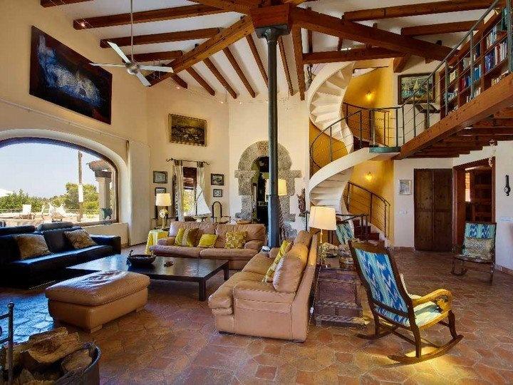 Pin by idealista com on casa de ensue o dream house - Casas de ensueno ...