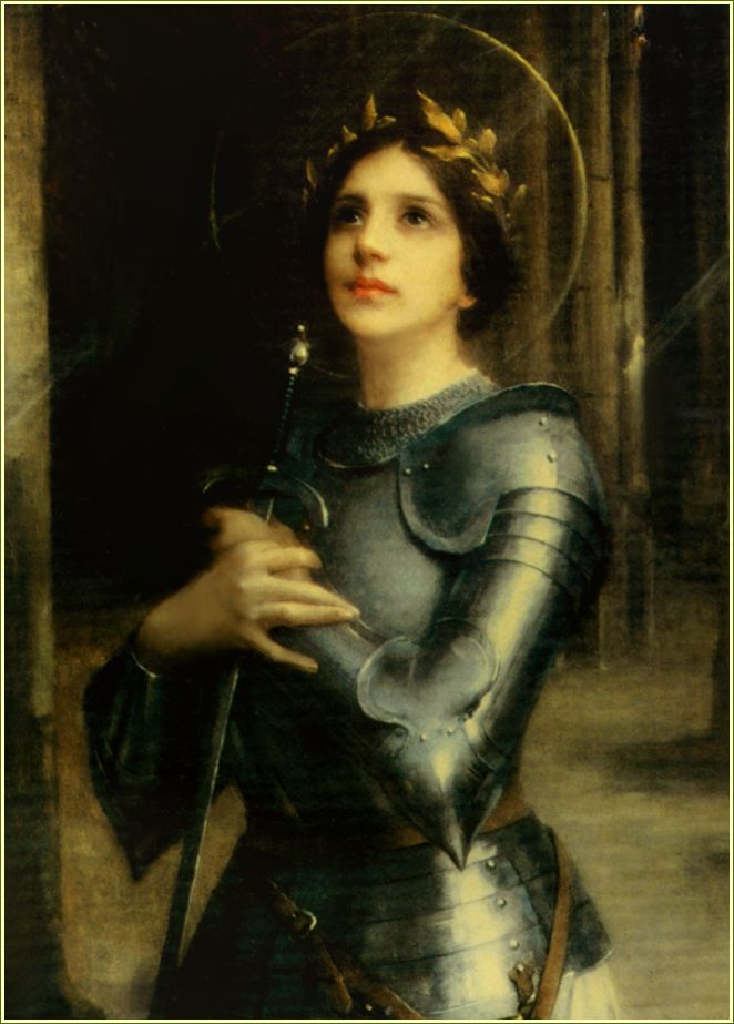 a biography of joan of arc a catholic saint Joan of arc is a patron saint of soldiers, prisoners, captives, the woman's army corps and france st joan of arc's integrity courage and strength of character are an inspiration and remind us that anyone can make a difference.
