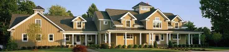 Pinterest - Old farmhouse house plans model ...