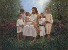 He Loves Me  Art by Greg Olsen