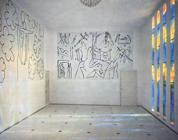 Matisse Chapel, FRANCE