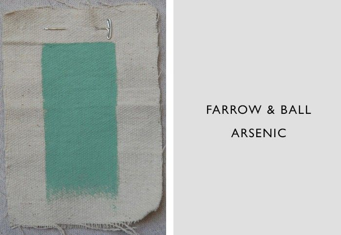 Arsenic Color Paint