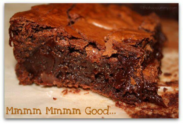 Nutella brownies | Good eats | Pinterest