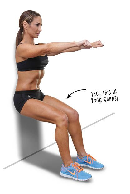 pics Lower Leg Slim-Down Workout
