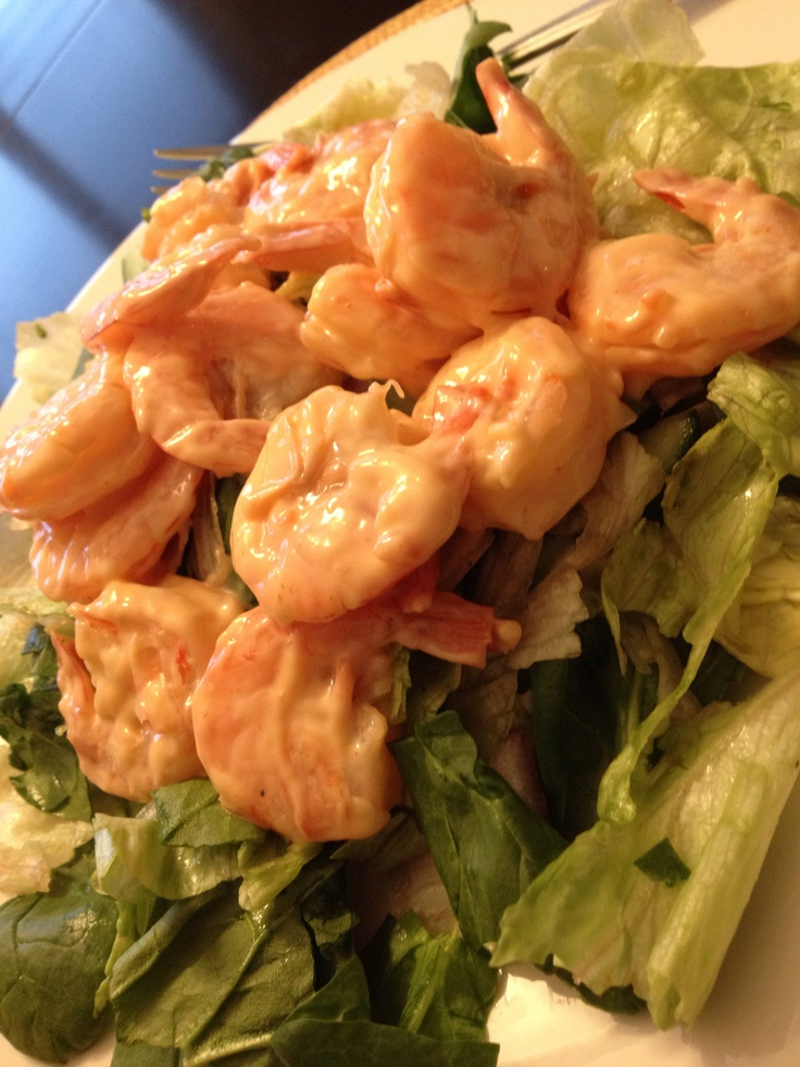 Bangin Good Shrimp Recipe — Dishmaps