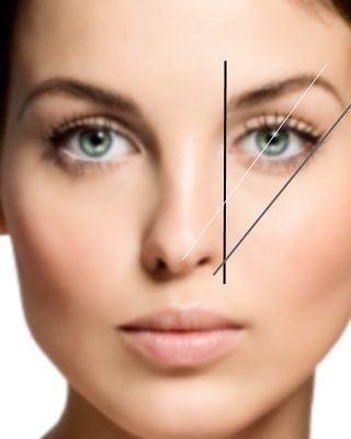 Eyebrow Makeup on Brow Chart To Achieve Best Brow Shape    Makeup