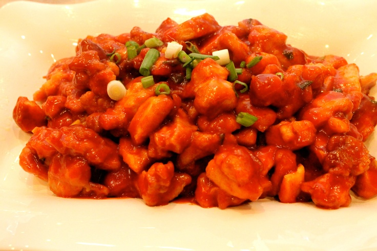 Sweet and Sour Chicken | Paleo Meals | Pinterest