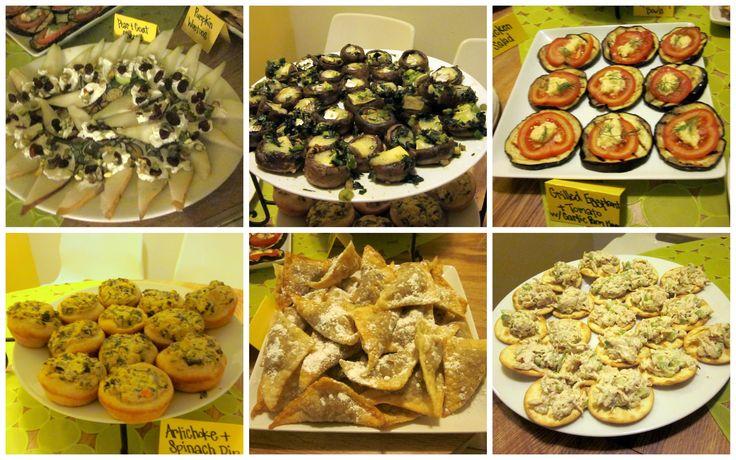 Fall Backyard Party Food : french garden party menu  Housewarming ? Fall Party Food  SemiDIY