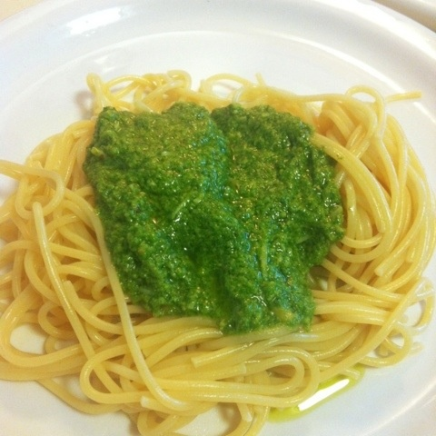 Basic Basil Pesto | My Blog: Food | Pinterest
