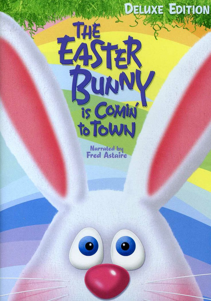 The Easter Bunny Is Comin' To Town (Rankin/Bass)
