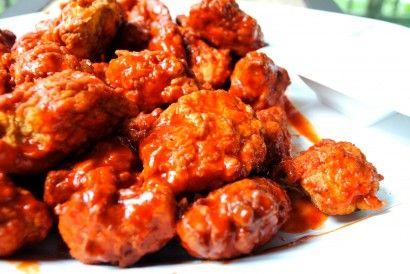 Boneless Buffalo Chicken Bites | Tasty Kitchen