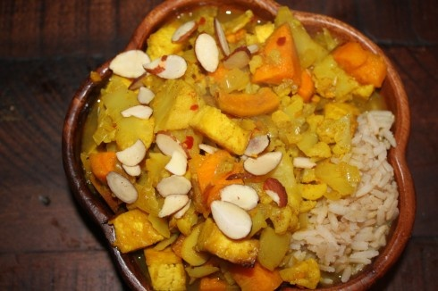 vegetable salad vegetable salad winter vegetable tofu korma recipe