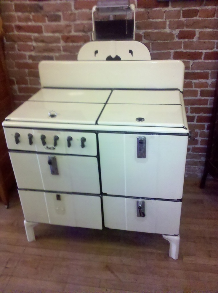 Chef magic stove vintage
