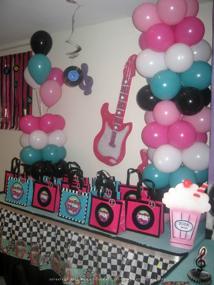 Pin by diana tripp on sock hop ideas pinterest for 50s party decoration ideas
