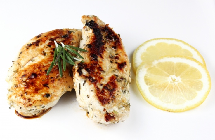 with lemon and thyme lemon rosemary chicken breasts baked chicken ...