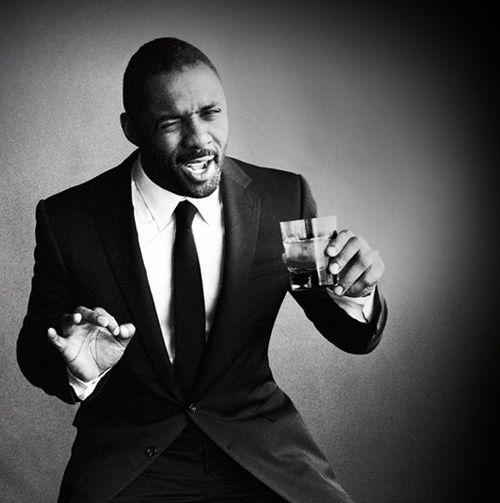 Idris. Idris Elba.