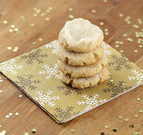 Soft Ginger Cookies with Browned Butter Frosting | Recipe