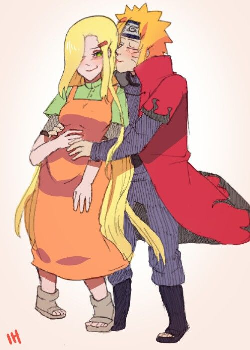time goes on naruto whos dating