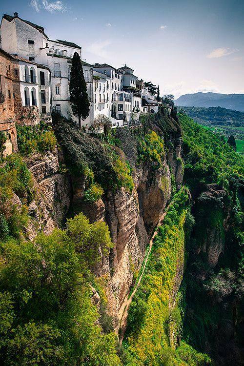 Ronda Spain Beautiful Places Calling My Name Pinterest