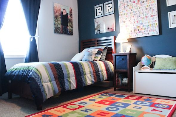 Big boy room decorating ideas for the barkemeyer house for Room decor for 8 year old