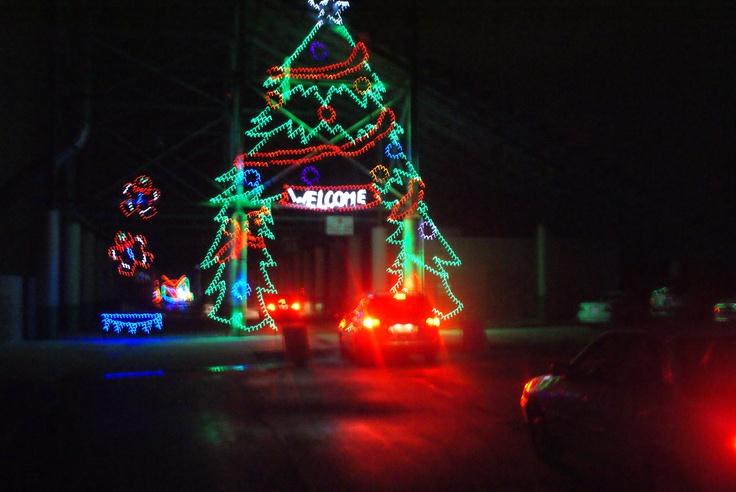 Pin by atlanta motor speedway on gift of lights pinterest for Atlanta motor speedway light show