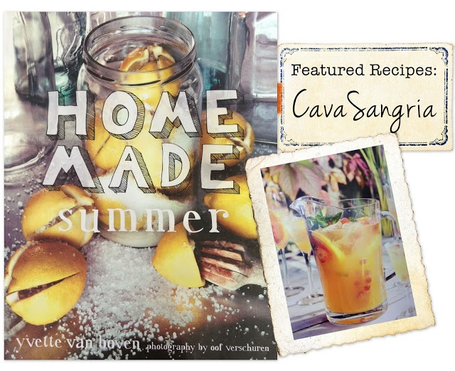 Our Pantry: Cava Sangria | Our Blog | Pinterest