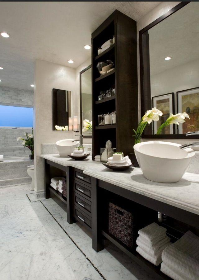 Master Bathroom Sinks : Master bath sinks Bathroom Ideas Pinterest