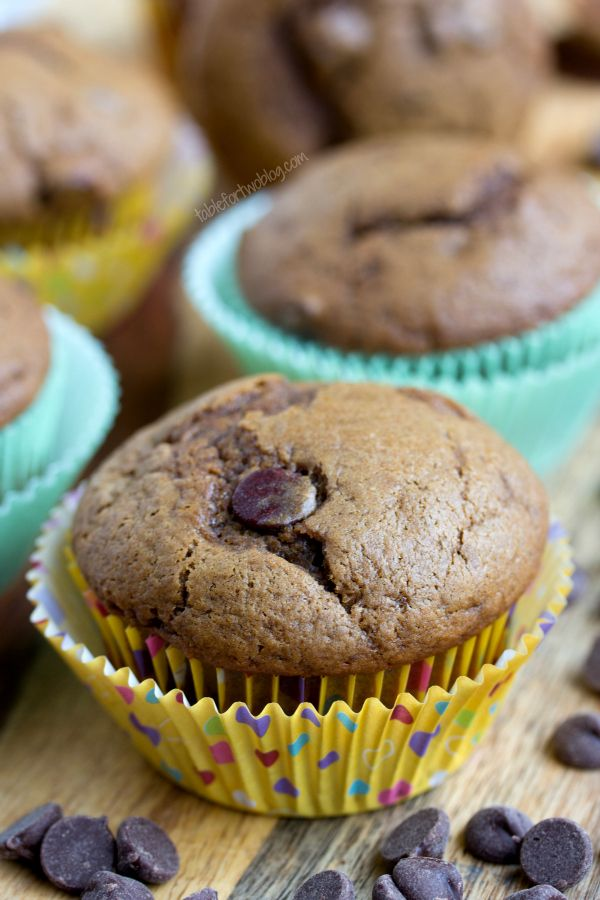 Espresso Chocolate Chip Muffins | Recipe