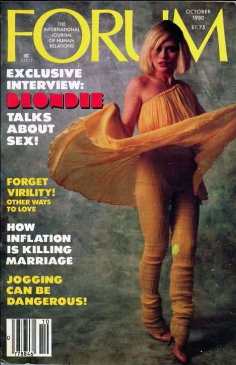 Debbie Harry  (Penthouse Forum, October, 1980)
