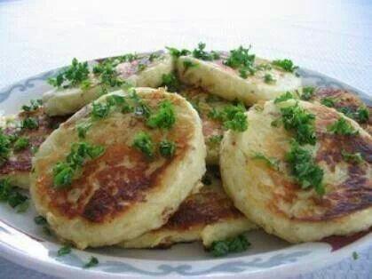 Traditional Irish Boxty Pancakes