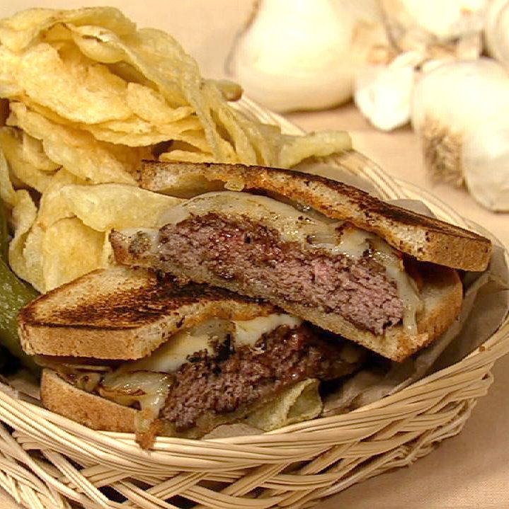 Patty melt | recipes | Pinterest