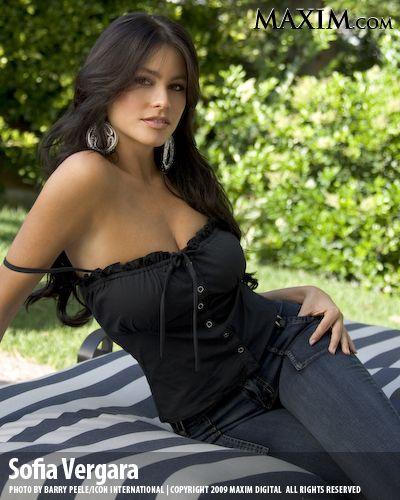 Sofia Vergara Maim