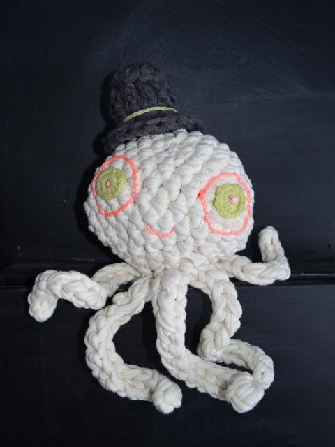 Crochet Octopus : crochet octopus merrymade kids Pinterest