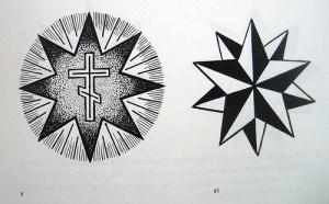 Russian Star Tattoo