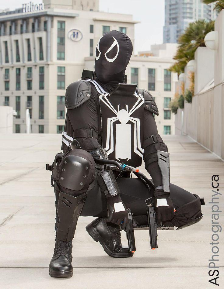 Agent Venom cosplay | Admirable Cosplay | Pinterest