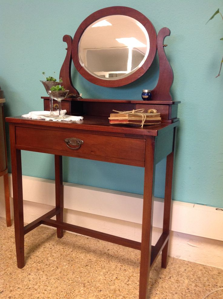 Tocador con espejo basculante a os 20 mirallet meu - Tocador con espejo ...