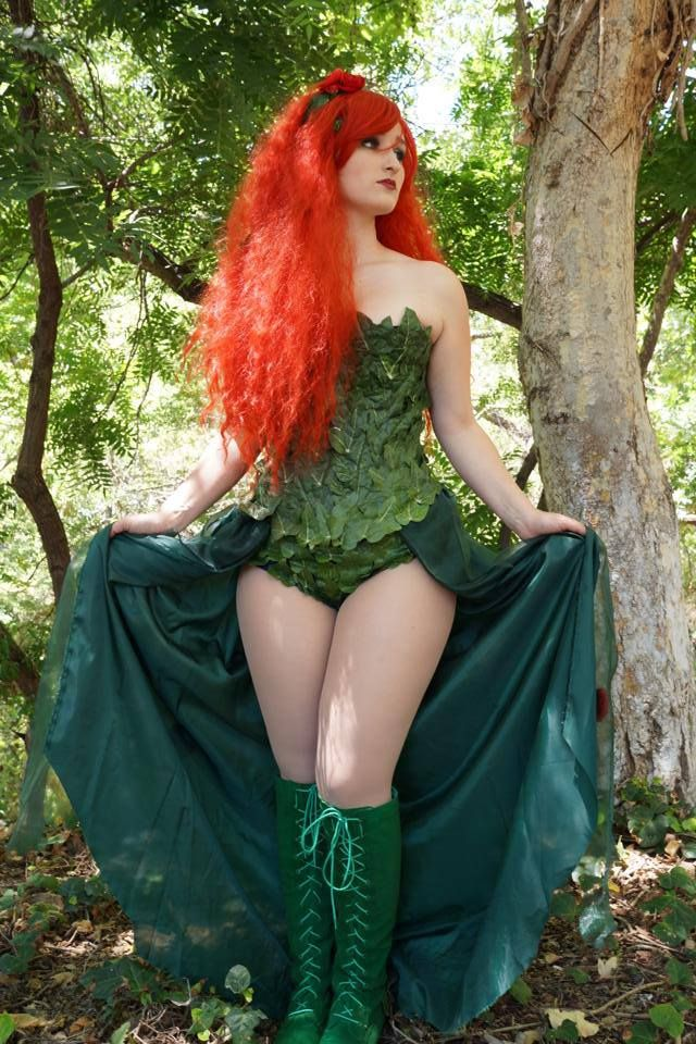 Poison Ivy | DC Database | Fandom powered by Wikia