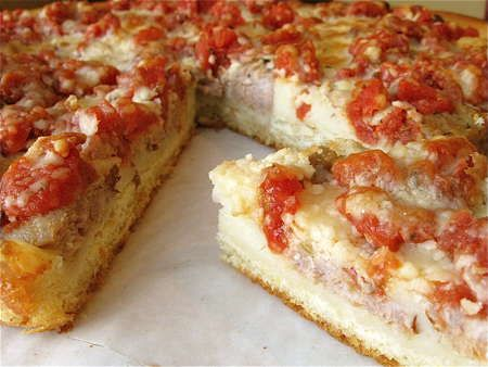 Here's the (deep) dish: Chicago's favorite pizza