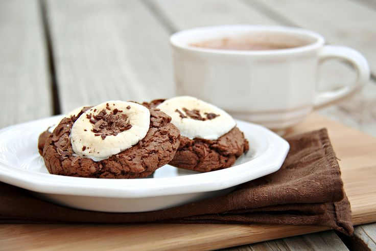 Hot Cocoa Cookies from Let's Dish Recipes contributing @ 7 Days of ...