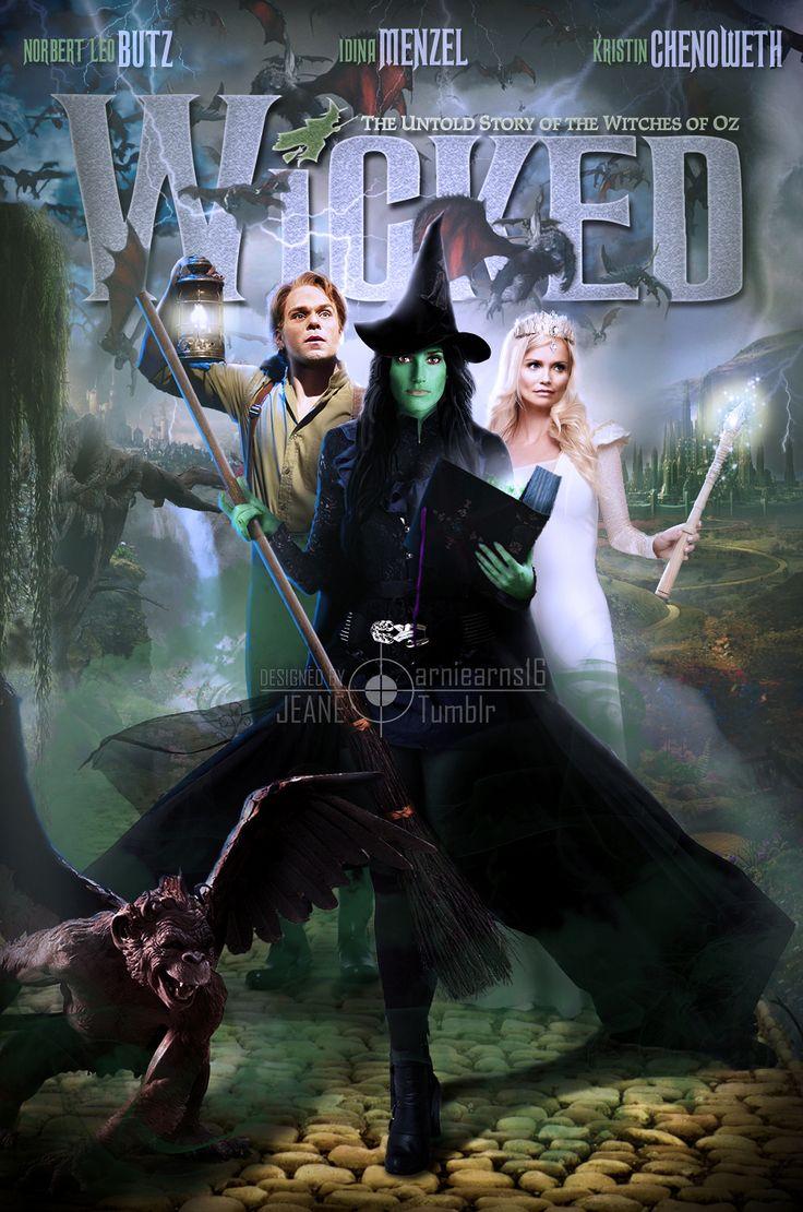 Wicked movie share