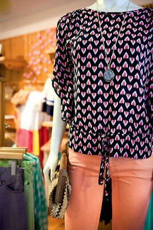 Guide to Washington, DC: Popular Clothing Stores | Visitors' Guide