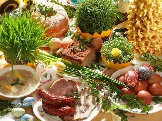 Polish easter dinner food pinterest for Food for easter dinner