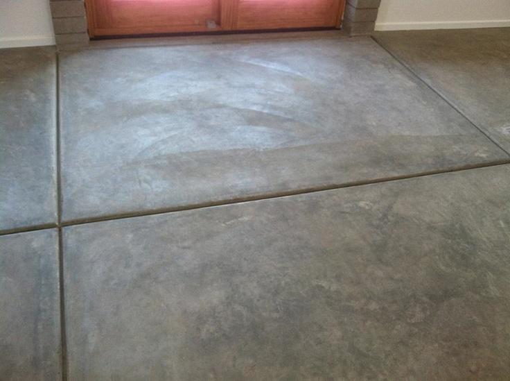 Diy floor tile