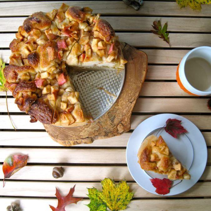 Honey apple challah | Bread | Pinterest