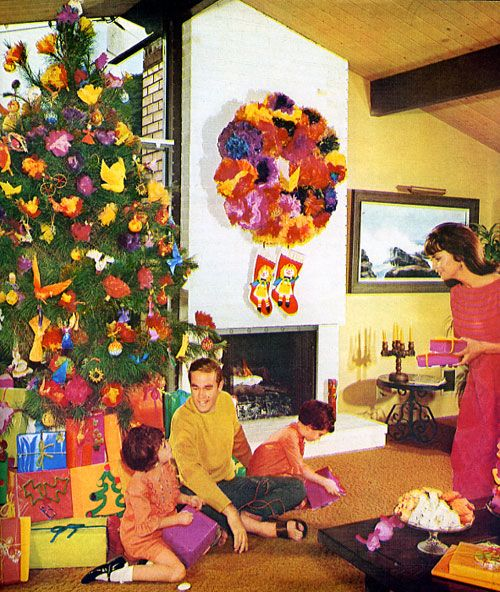 Christmas Morning 1968