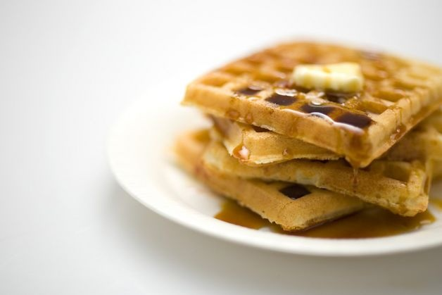Marion Cunningham's Raised Waffles Recipe (SF Chronicle)