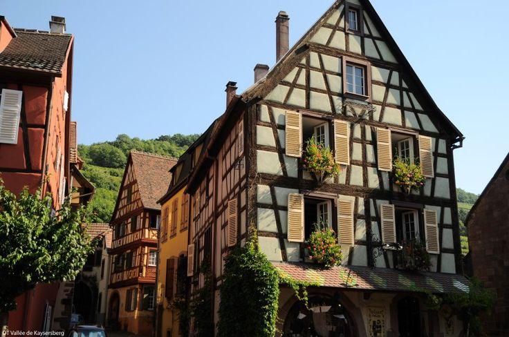 Kaysersberg - Alsace (OT Vallée de Kaysersberg)