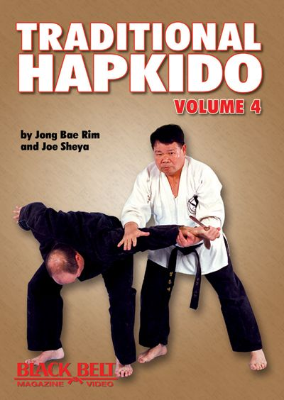Black Belt Store: Traditional Hapkido - Volume 4 (DVD)
