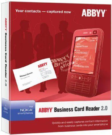 Abbyy Business Card Reader 2 0 Crack egypt free